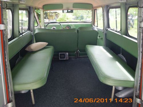 1963 Willys Traveller Wagon Photo Submitted By Wolfgang Stoll Willys Wagon Willys Jeep Willys