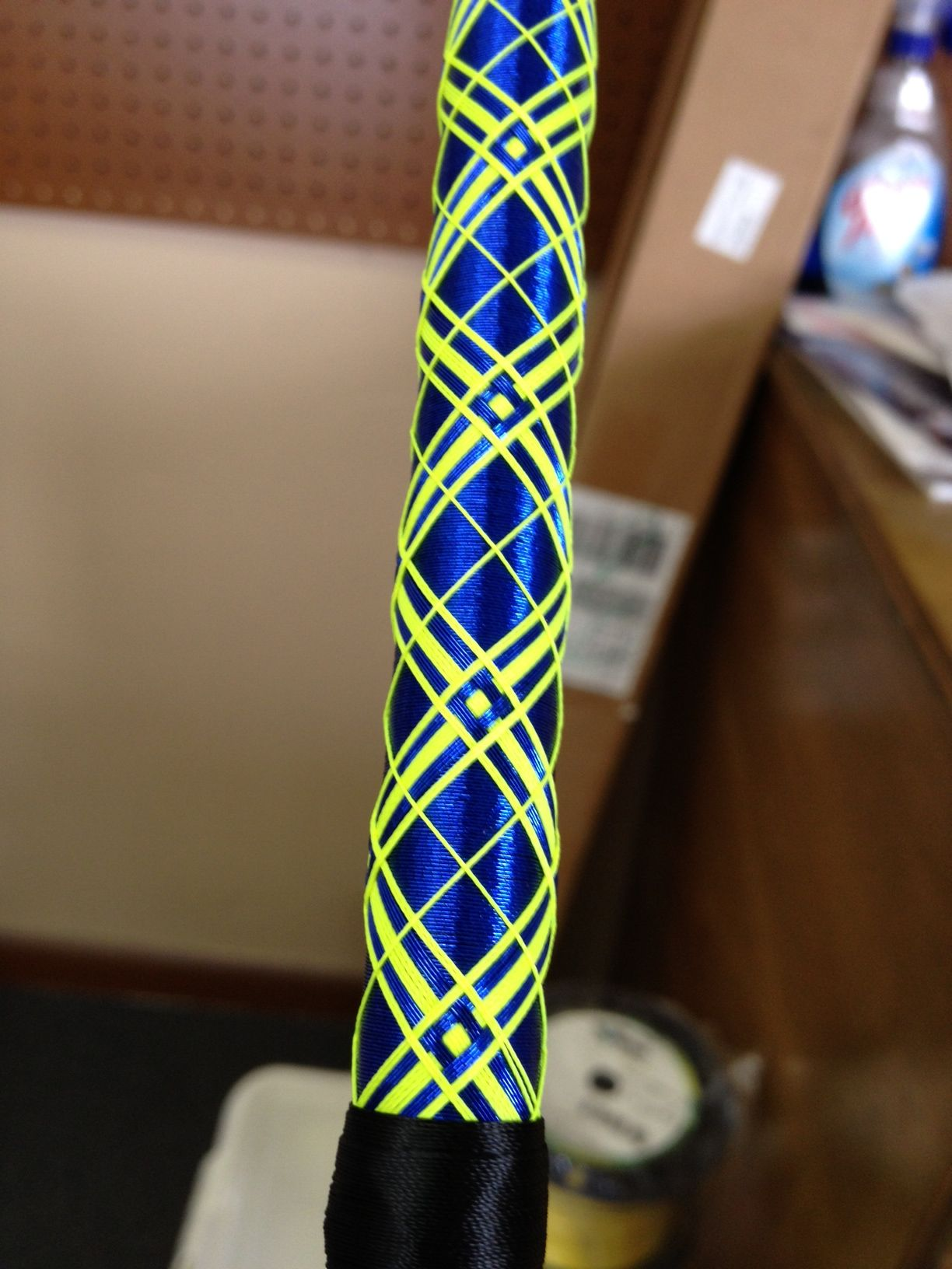 Boomerang fishing jigging rods check them out page 5 for Fishing rod wraps