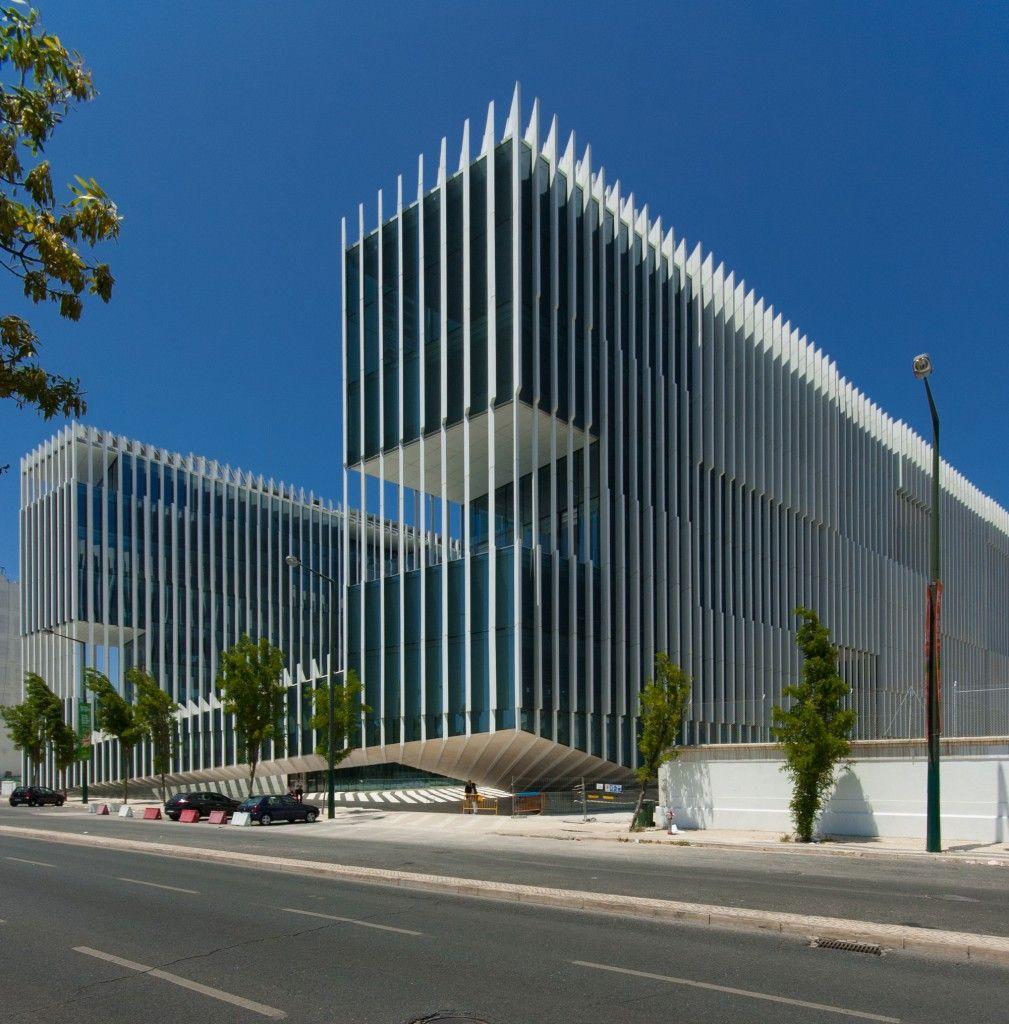 Edp headquarters aires mateus architects fvarq lisbon for Architecture lisbonne