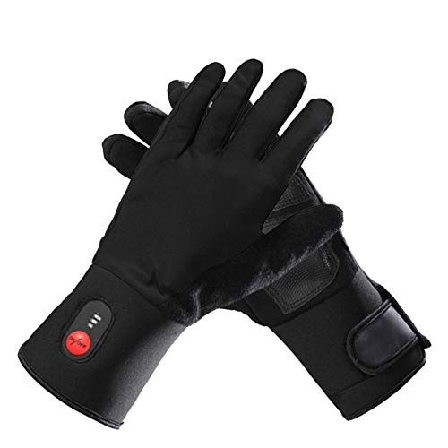 Svr Unisex Touchscreen Rechargeable Electric Battery Heated Cycling Thin Gloves Liners For Men Women Hand Warmer Arthritis With Images Heated Gloves Glove Liners Gloves