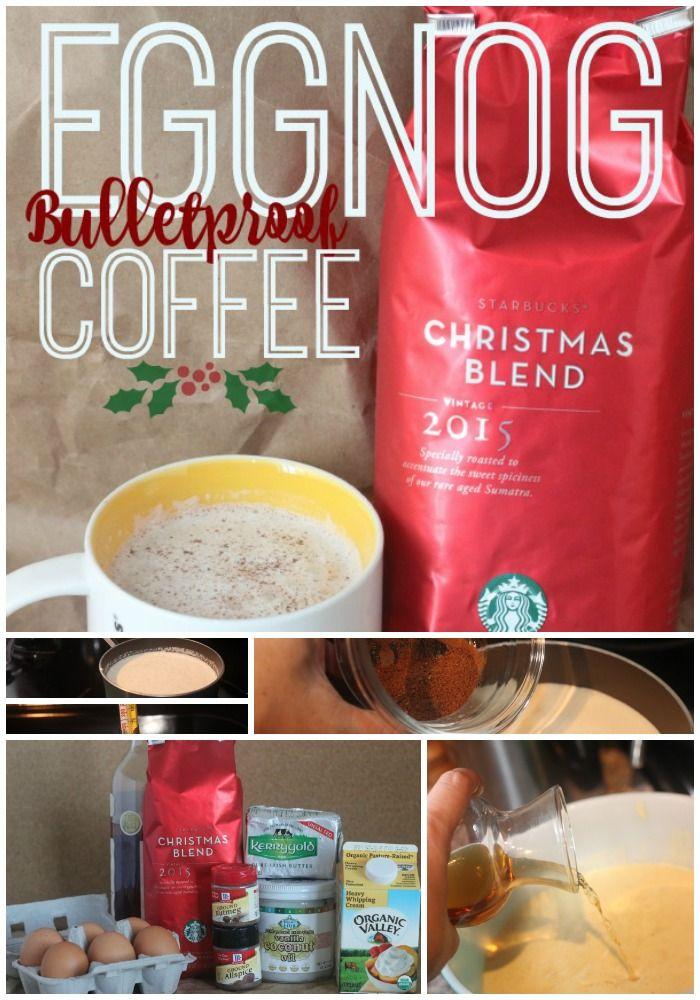 Eggnog Bulletproof Coffee Recipe Low Carb Recipes