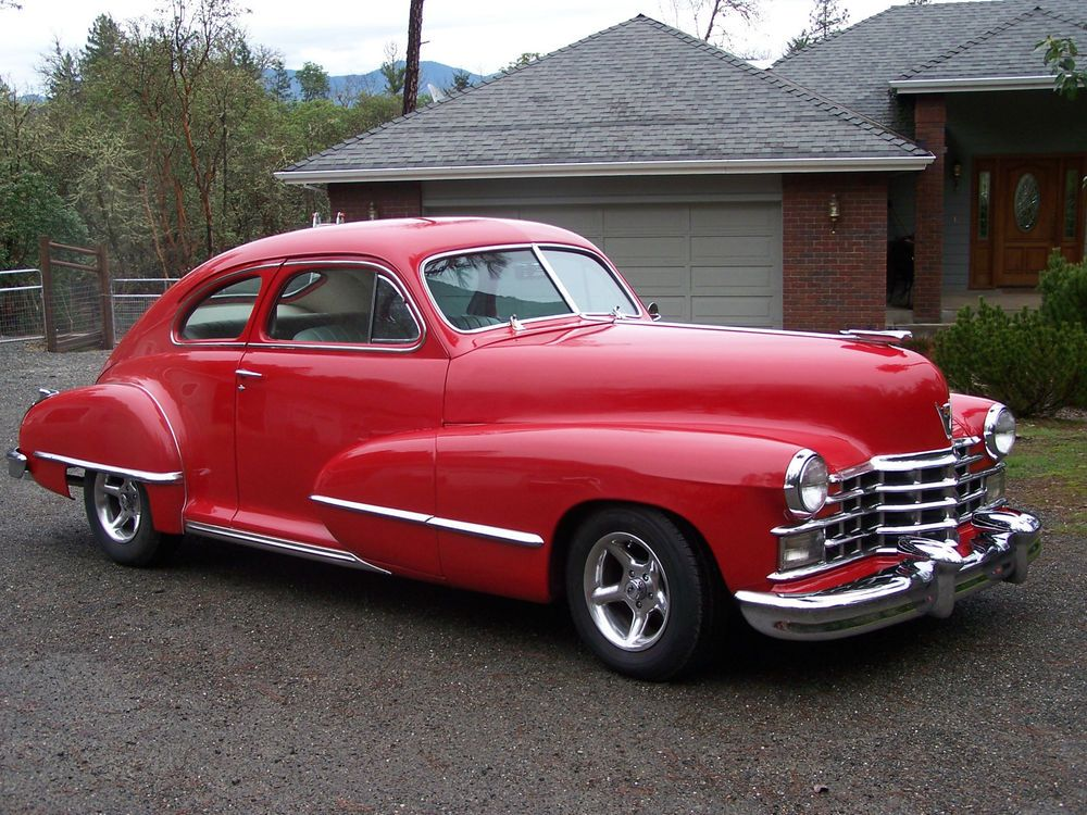 Cadillac : Other Coupe - Fastback   Motor car, Cadillac and Cars