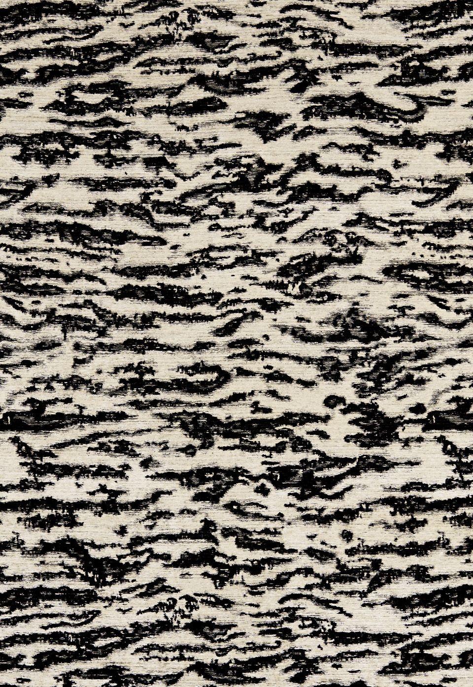 Innenfarbe im haus fabric  serengeti in tigre blanc  schumacher  muster  pinterest