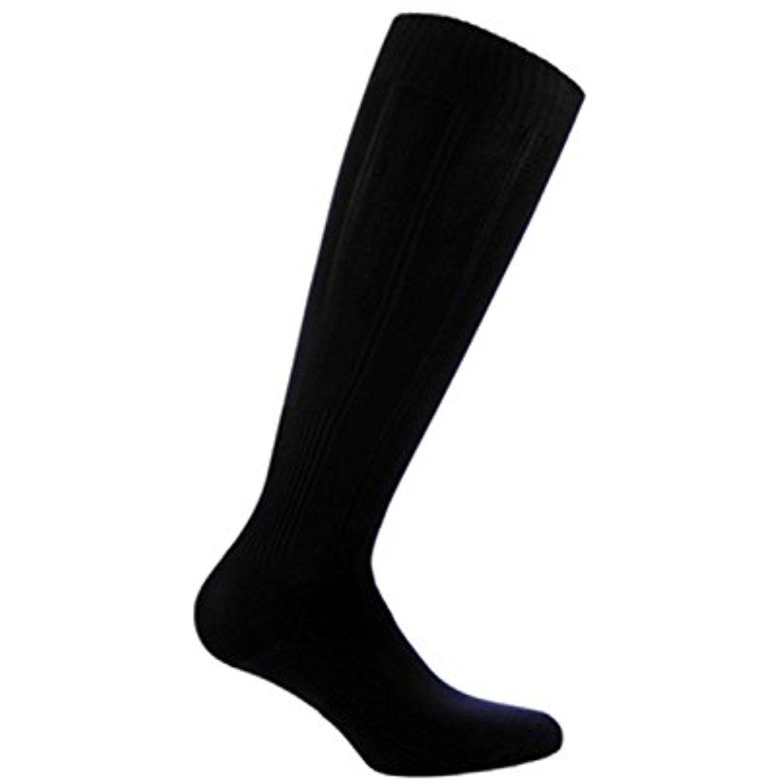 Campeon soccer long socks unisex for youth sports long socks black