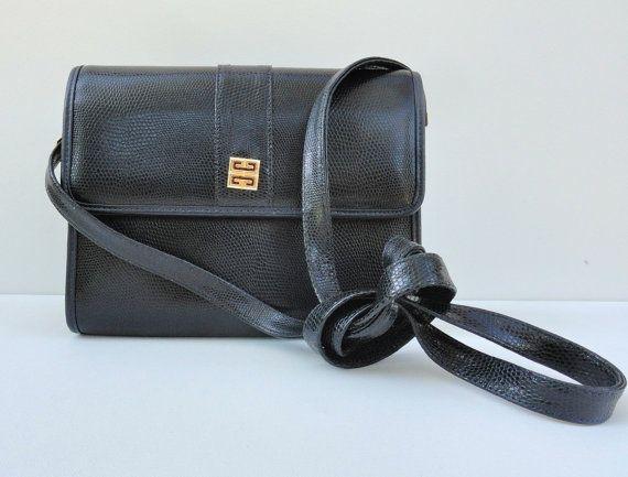 Vintage real Leather Handbag leather bag crossover hippie bag 80s 90s