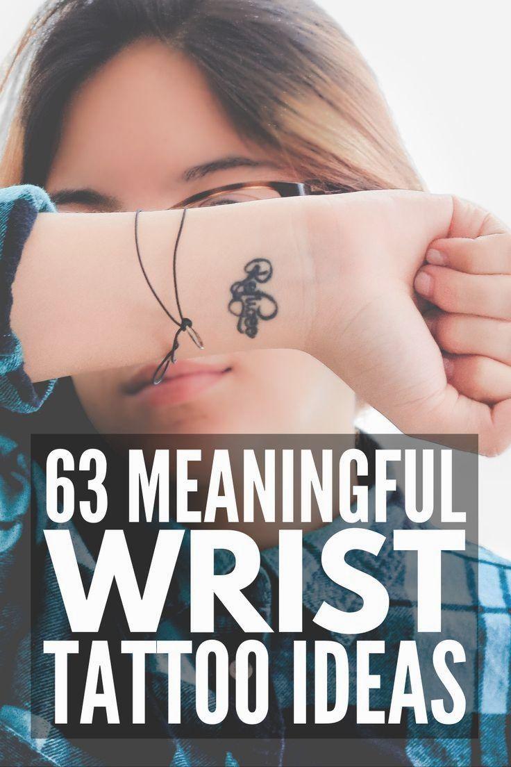 Pin by Eldenfygxb on Beauty in 2020 Wrist tattoos, Wrist