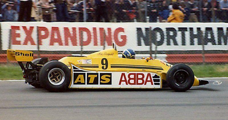 1981 GP Wielkiej Brytanii (Sli...