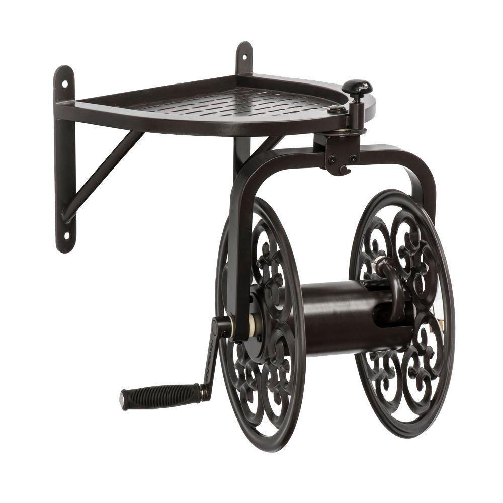 Liberty Garden Navigator Rotating Hose Reel 710 Hose Reel