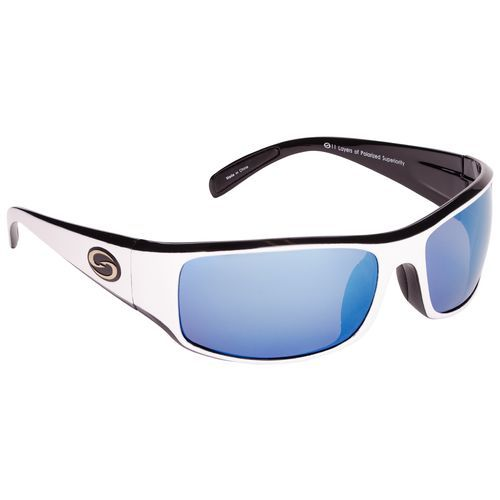 4610793ce791 Strike King S11 Sunglasses White Blue - Eyewear And Watches