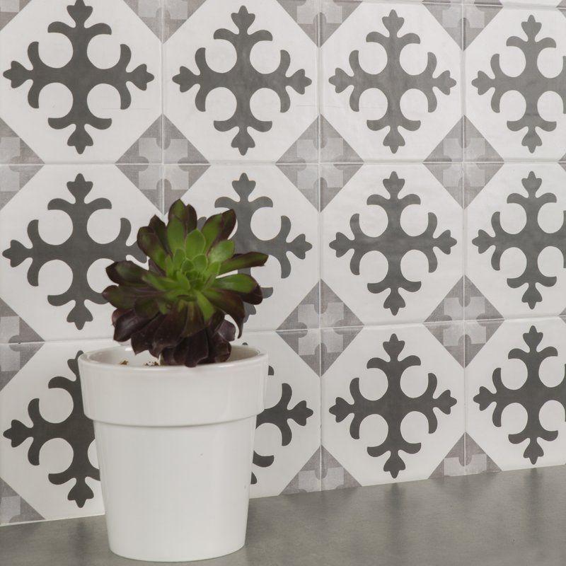 Haute 6 X 6 Ceramic Field Tile Tiles