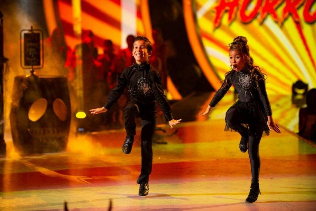 Skybrown Jtchurch Dance For Dwtsjunior Halloween Night Sky Brown Dancing With The Stars Dance