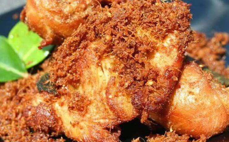 Resep Ayam Goreng Bumbu Lengkuas Resep Ayam Goreng Resep Ayam Resep
