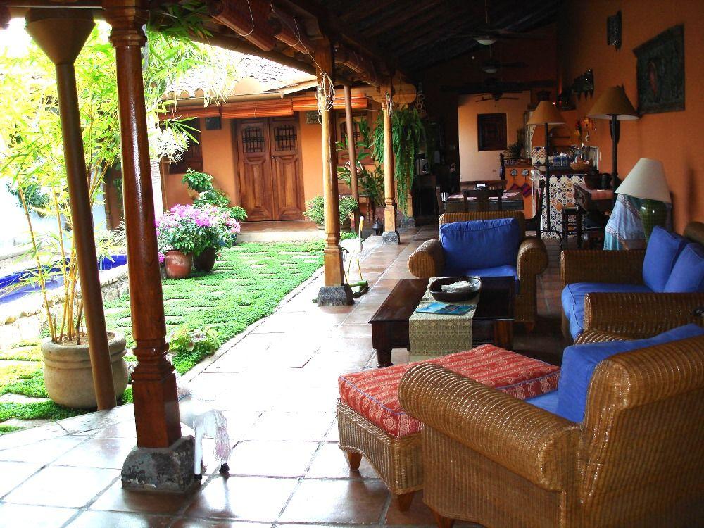 Casa antigua granada nicaragua antiguidades for Decorar casa antigua