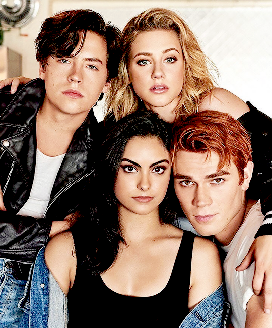 Riverdale Cast by Eric Ray Davidson for Enterteinement Weekly. 15 ...