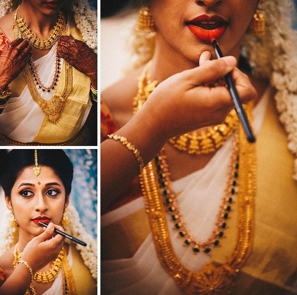 Pin On Kerala Saree Bridal