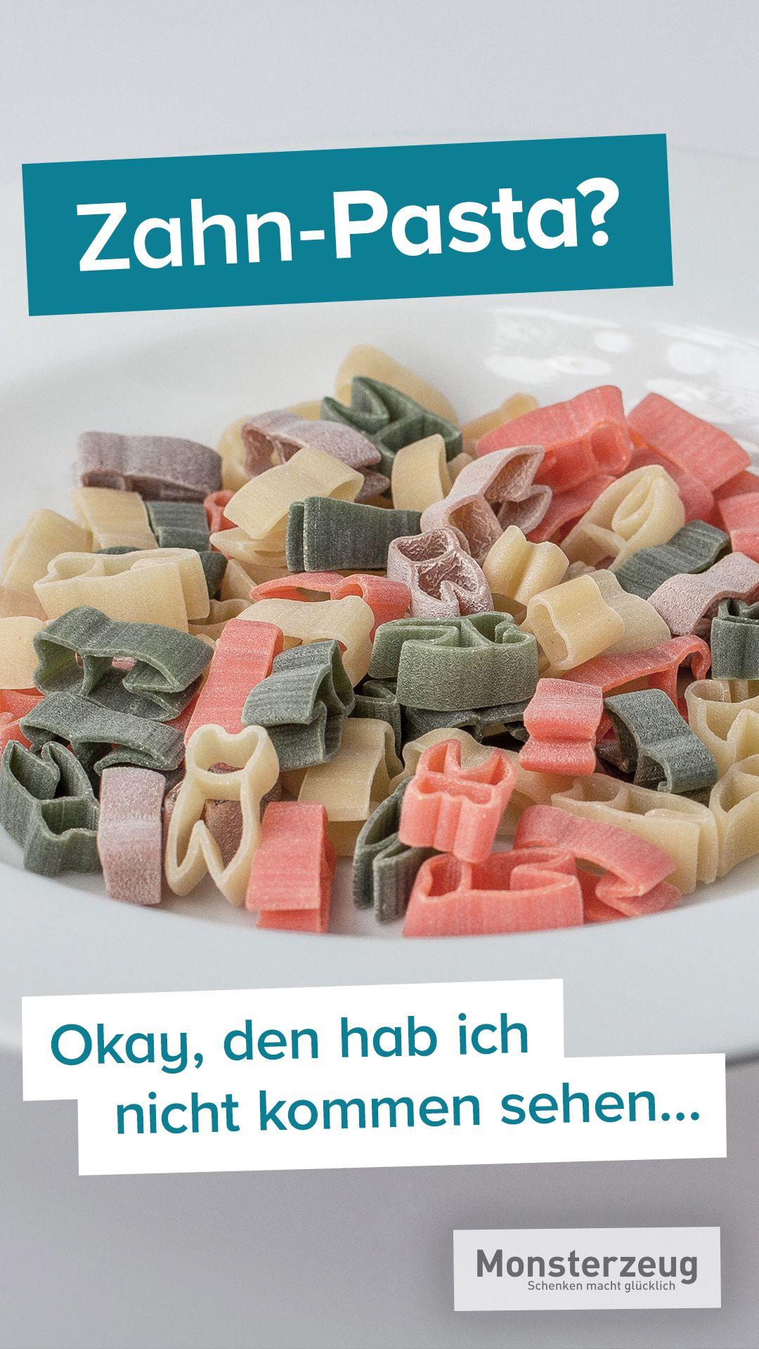 Zahnpasta - Packung Nudeln lustig designt #schrottwichtelnideen