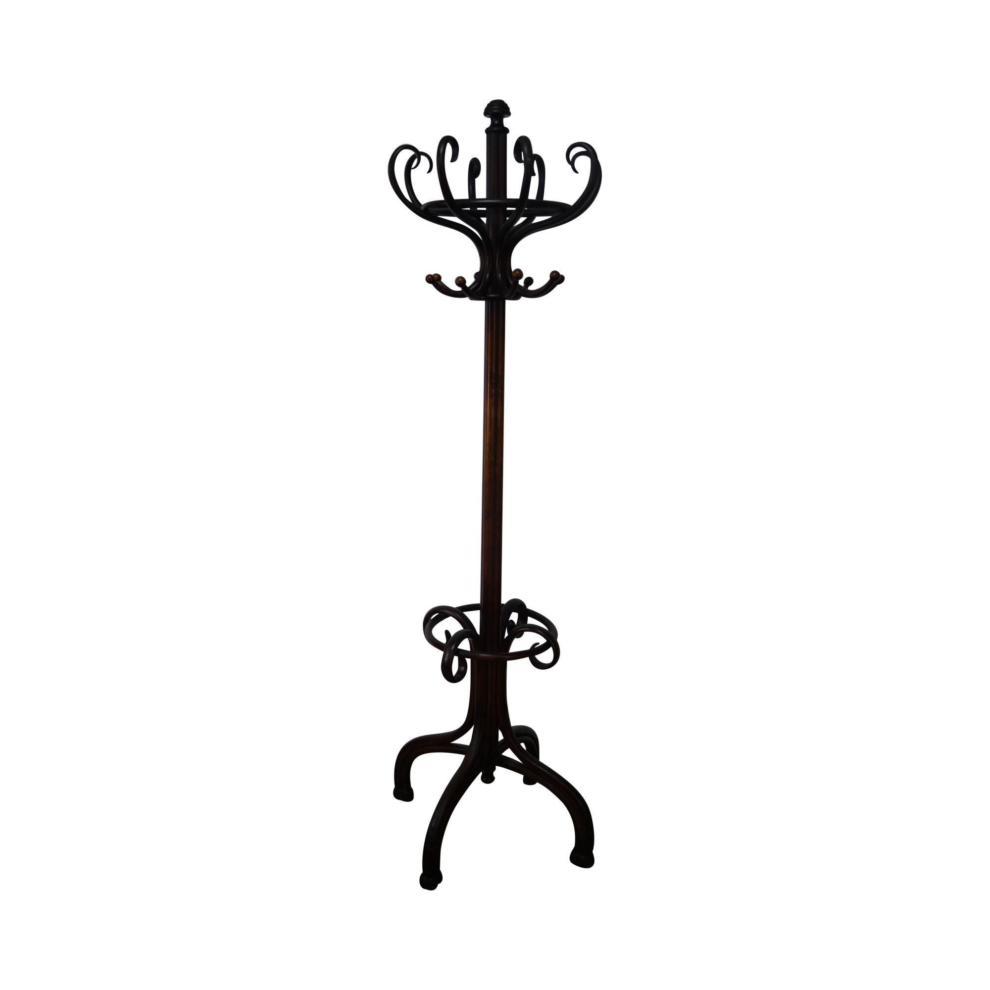 hooks tree this with vintage rack mission is style coat antique metal pin reserved just