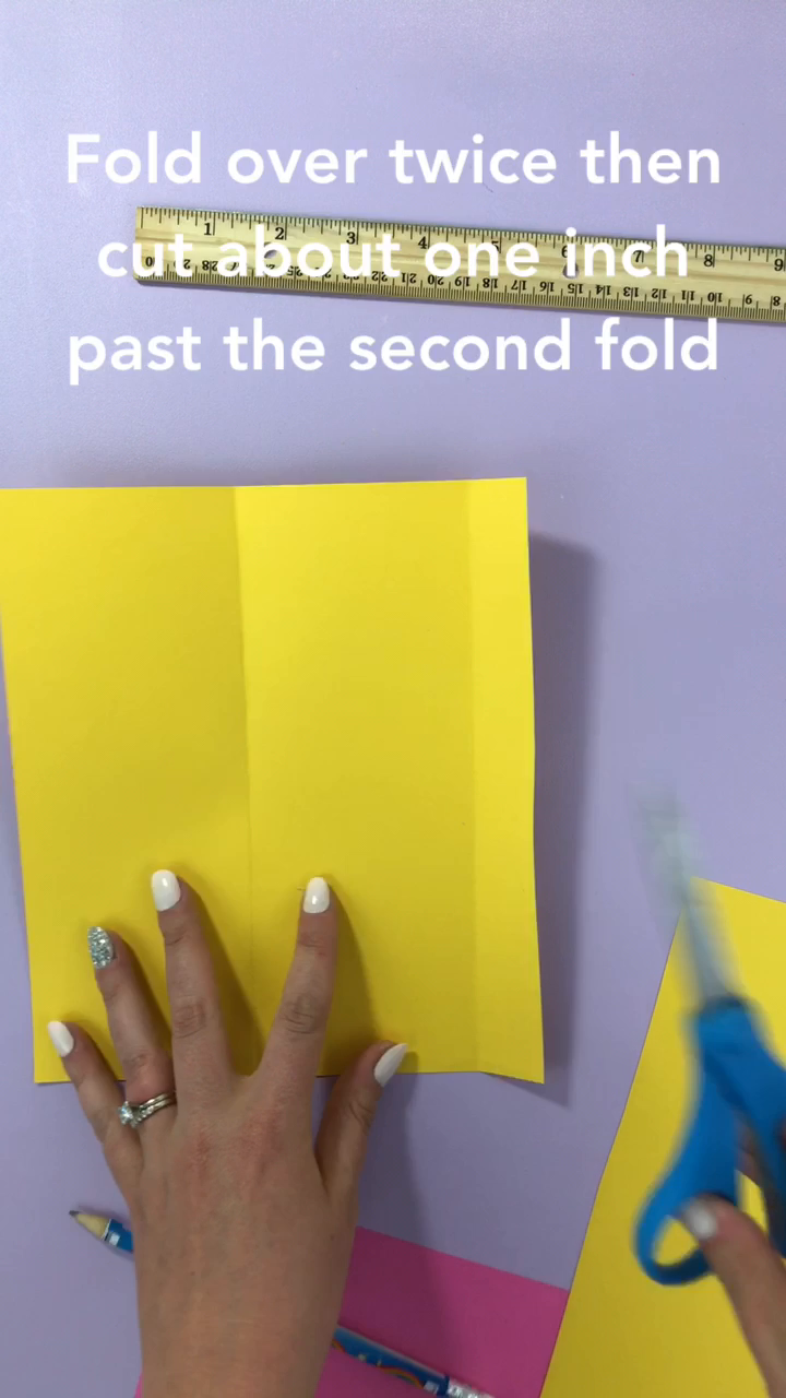 How to make pillow boxes made by linesacross coloredpaper