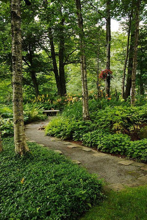 Jardin D Ombre Québec