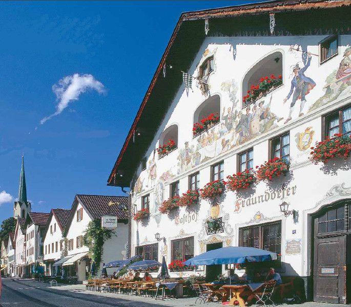 Garmisch-Partenkirchen, Bayern (Bavaria), Germany