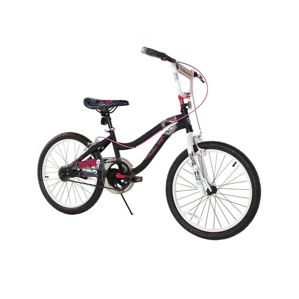 Girls 20 Inch Dynacraft Monster High Bike Model14023798