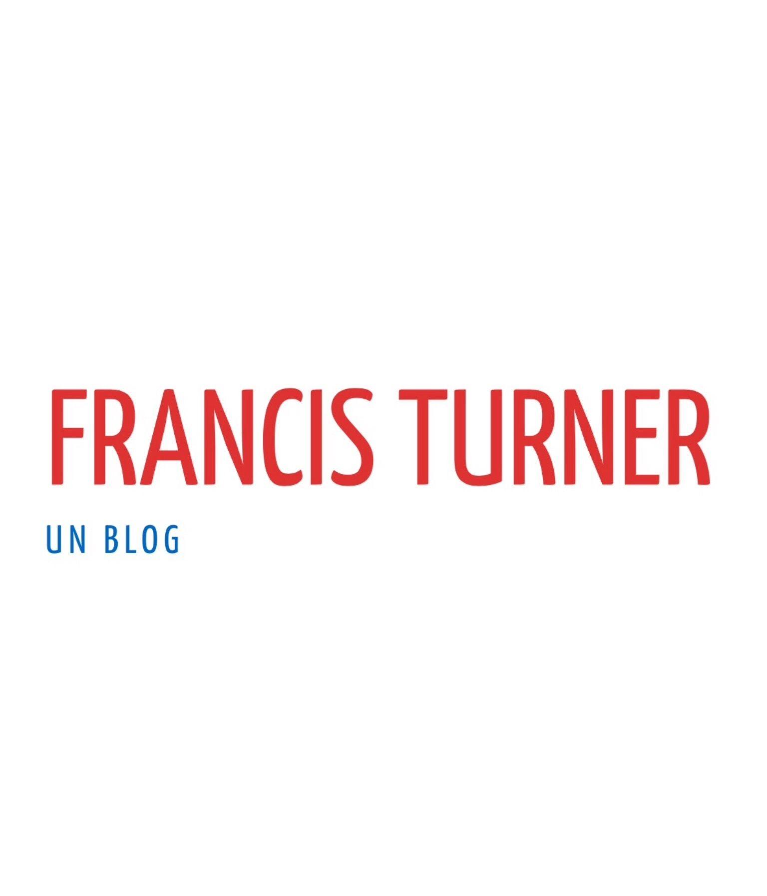 Francis Turner | Un blog