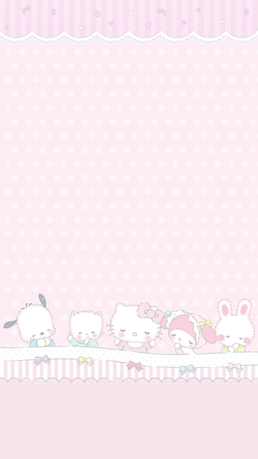 🌸sesshoumaru🌸 — Kawaii baby Sanrio - wallpapers  If use my walls...