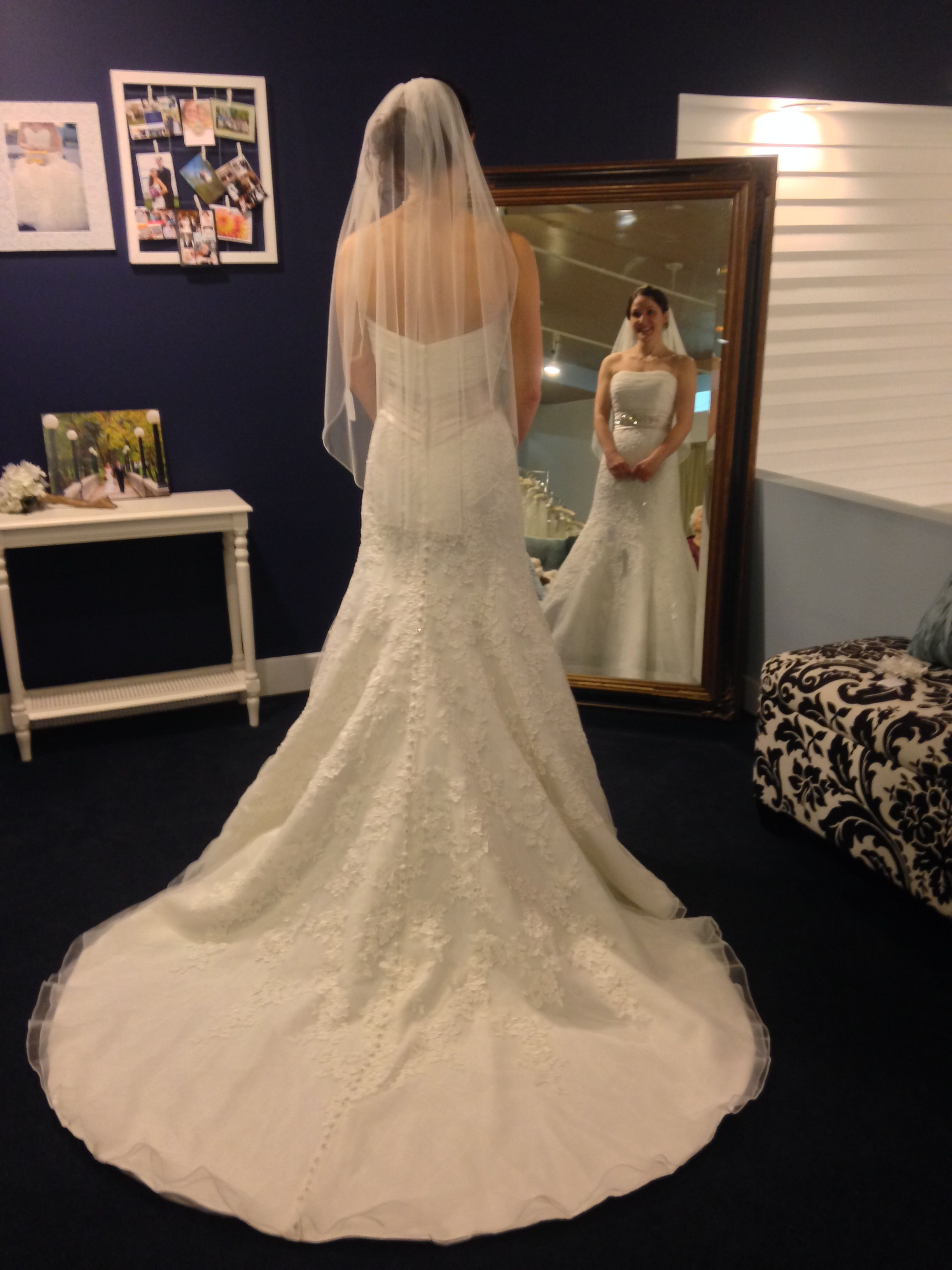 Allure wedding dress pinterest bustle needed and topic