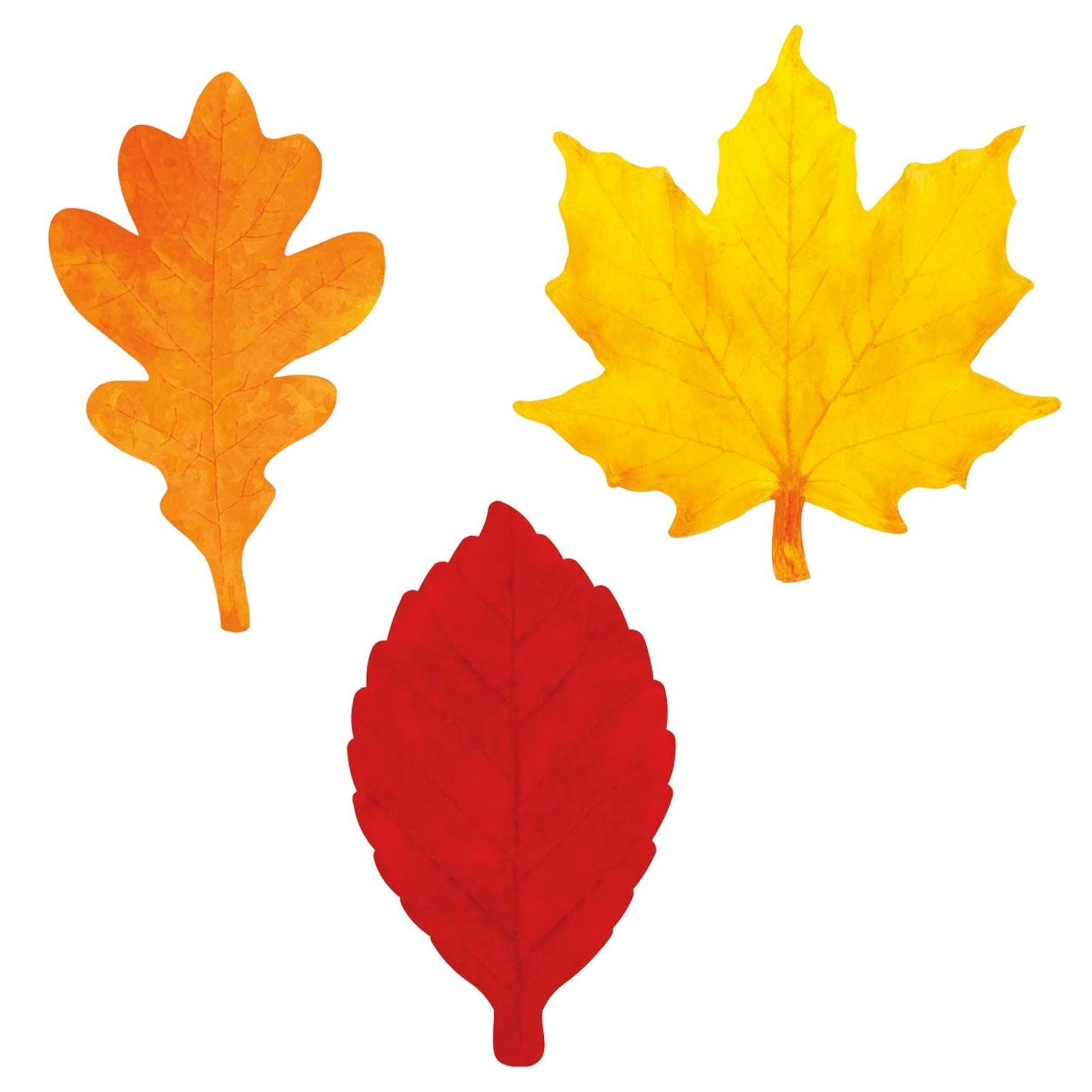 Colorful Leaves Leaf Template Thankful Tree Craft Fall Classroom Decorations