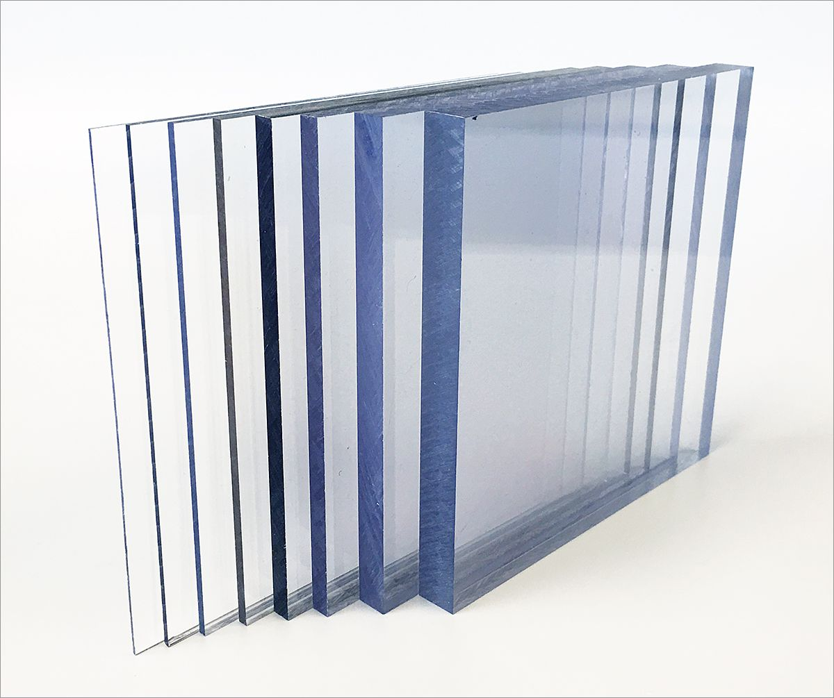 Polycarbonate Clear And Colored Polycarbonate Panels Polycarbonate Tap Plastics