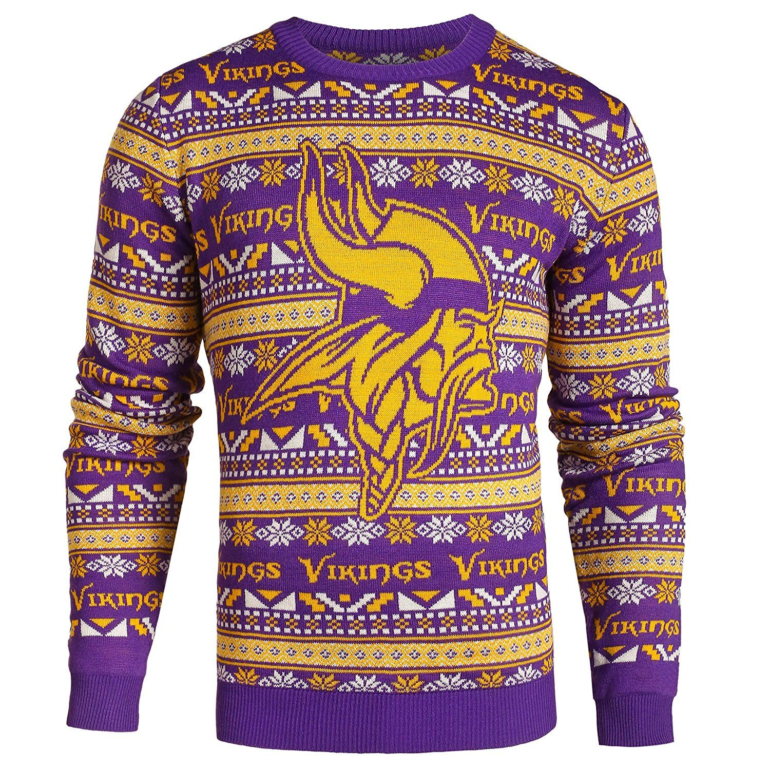 Ugly Christmas Sweaters 2020 Viking Pin on NFL Teams Ugly Christmas Sweaters