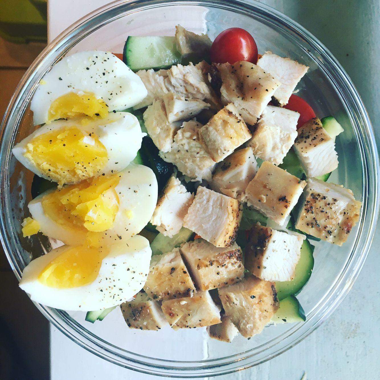 #healtyfood Cobb Salad