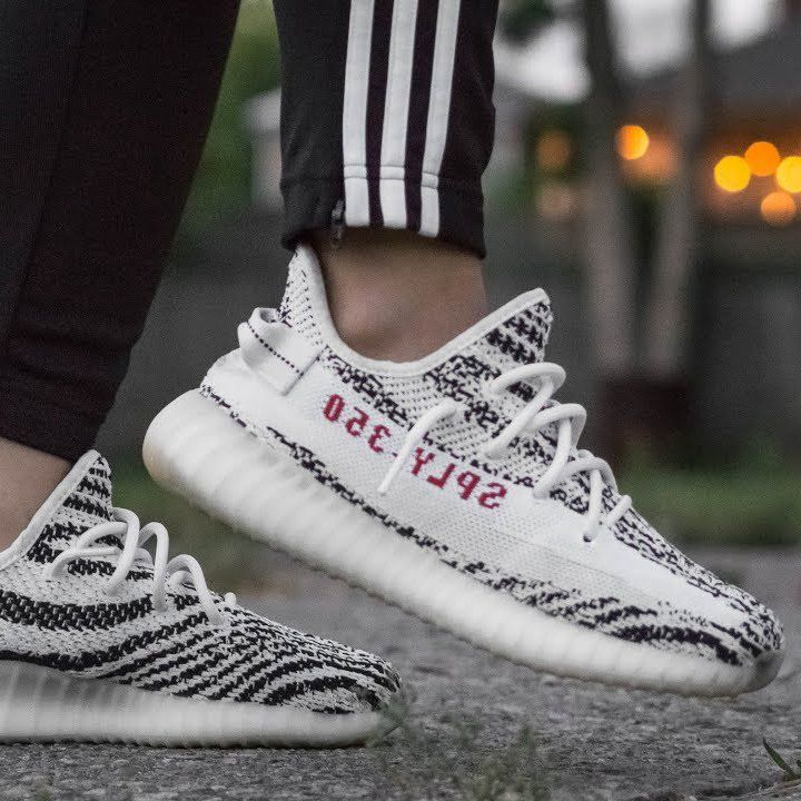 Fancy | Adidas Yeezy Boost 350 V2 Zebra