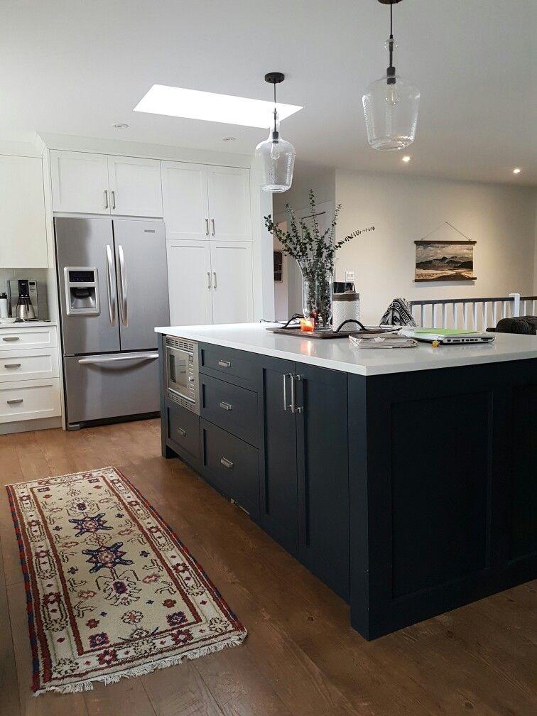 Ebony Kitchen Cabinets