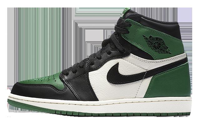 Jordan 1 Pine Green in 2020 Latest sneakers, Air jordans