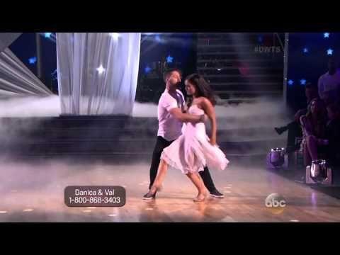 Dancing With the Stars (Season 18): Week 3 (Danica McKellar & Val Chmerk...