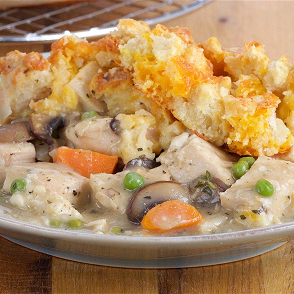 Chicken pot pie receta chicken pot pie try this chicken pot pie recipe by chef anna olson forumfinder Gallery