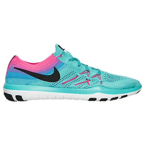 fb52bc647f498 Women s Nike Free TR Focus Flyknit Training Shoes - 844817 844817 ...