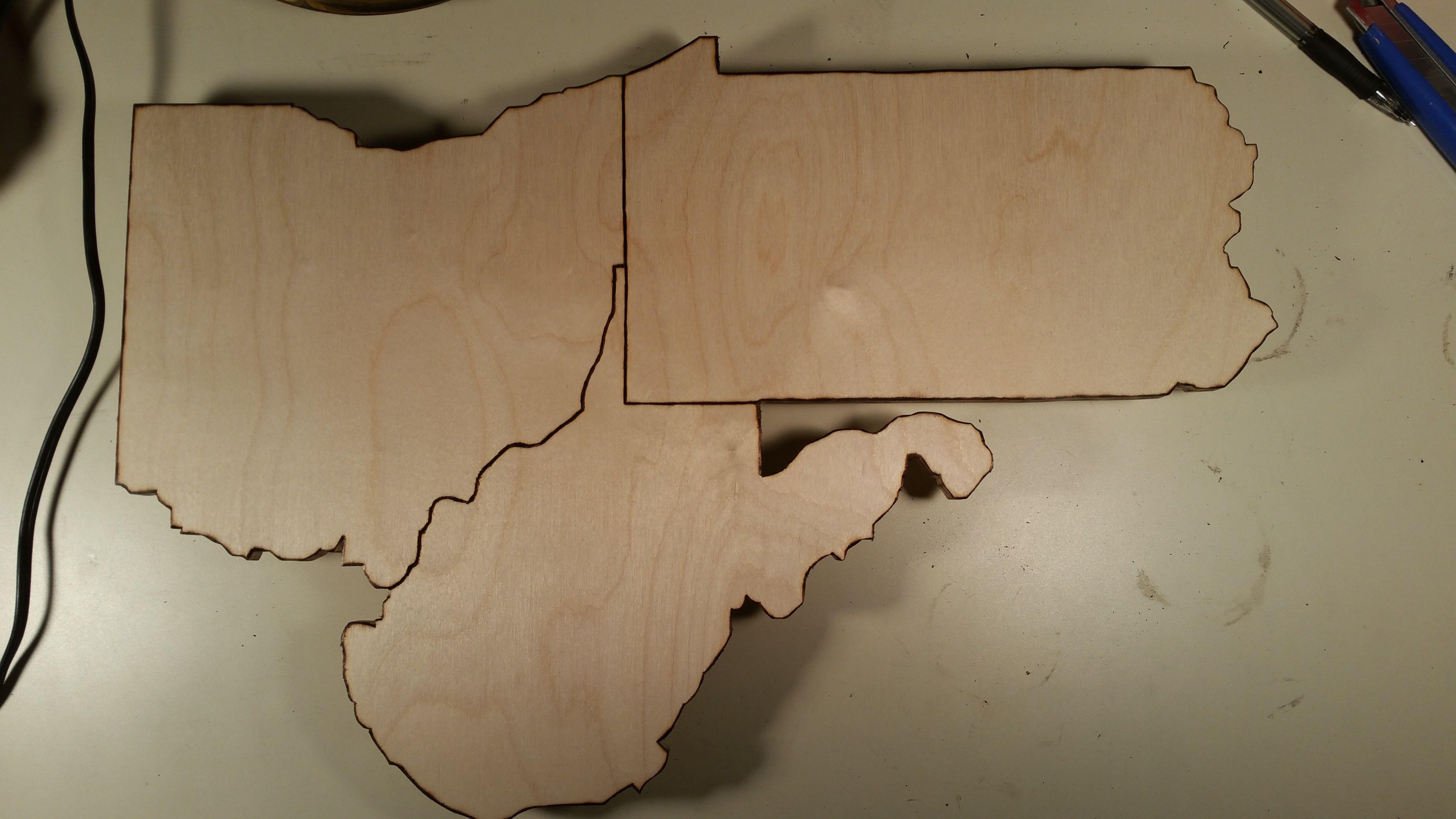 Tri-State Cut Out