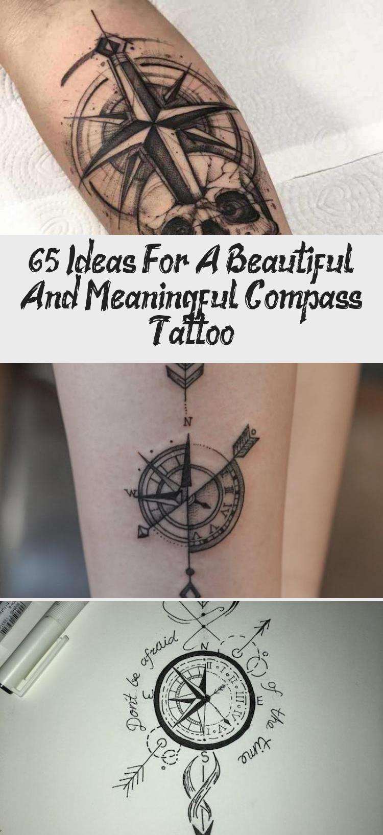 Photo of photo noir et blanc, signification du tatouage de la boussole, tatouage du loup, tatouage de l'avant-bras, geom …