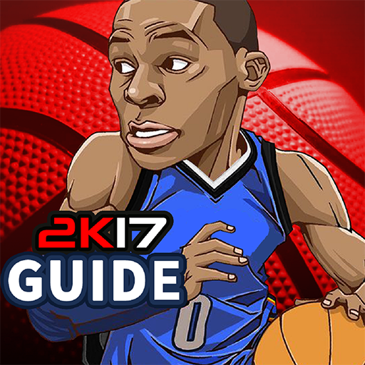 Guide For My Nba 2k17 Guide Nba Nba Game Logo Game App