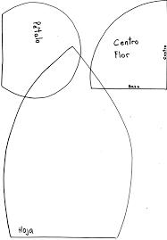 Resultado de imagen para moldes de mariquitas en cartulina