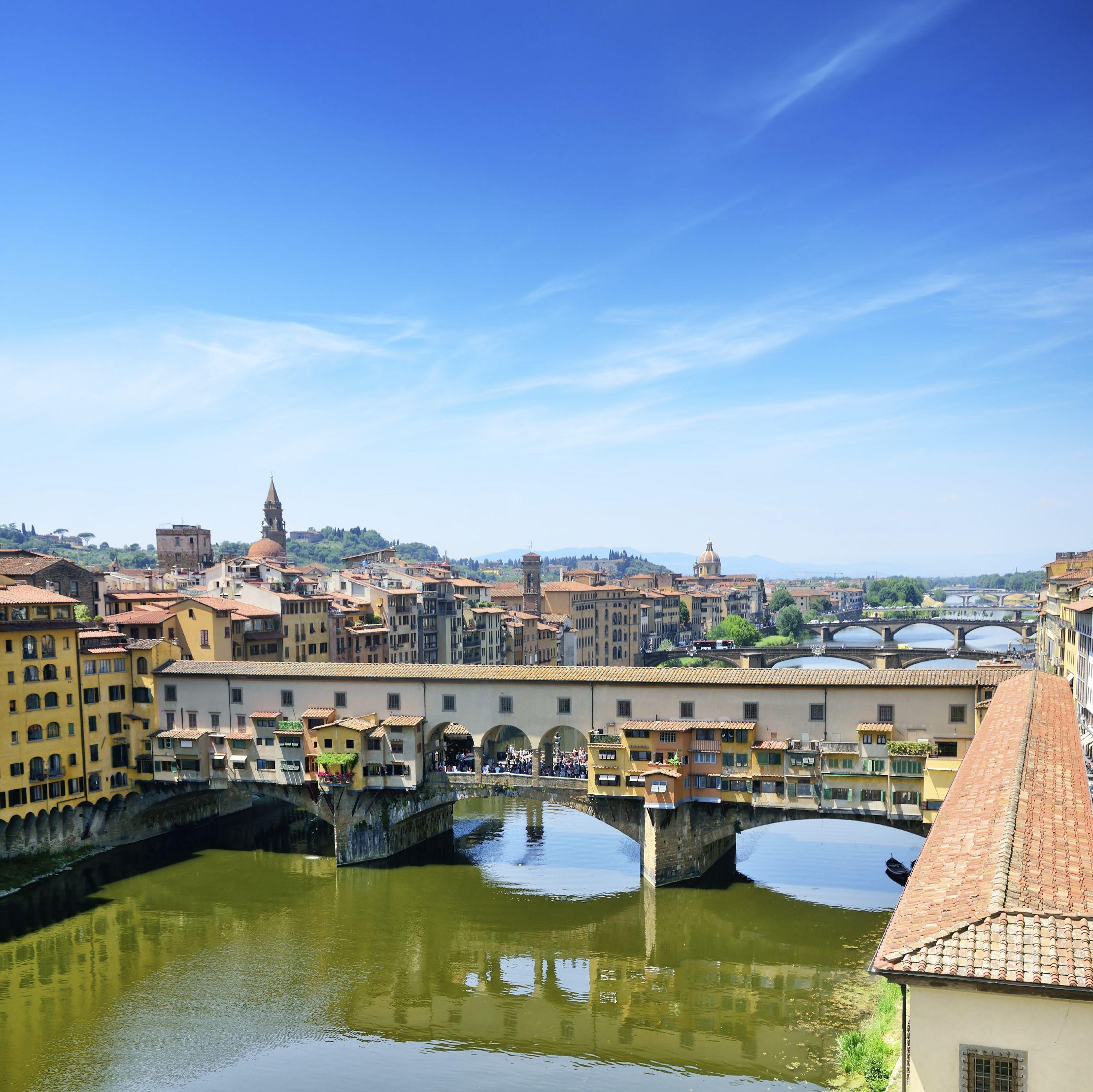 Citytrip In Die Kunstmetropole Italiens 7 Tage Florenz Im 4 Sterne