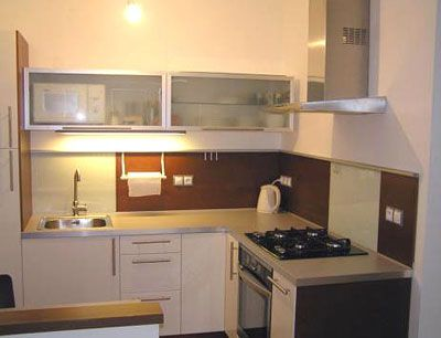 Simple Design Ideas For Small Kitchens Small Modern Kitchens Kitchen Design Small Kitchen Design Small Space