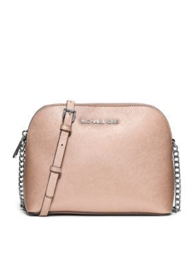 d83876883f18 MICHAEL Michael Kors Cindy Large Dome Crossbody