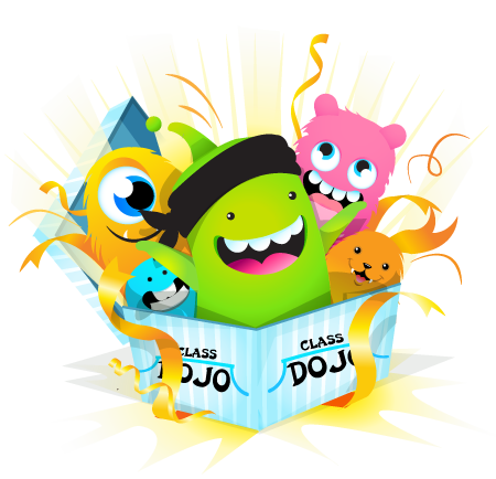 ClassDojo — this site is SO COOL. Download app to your