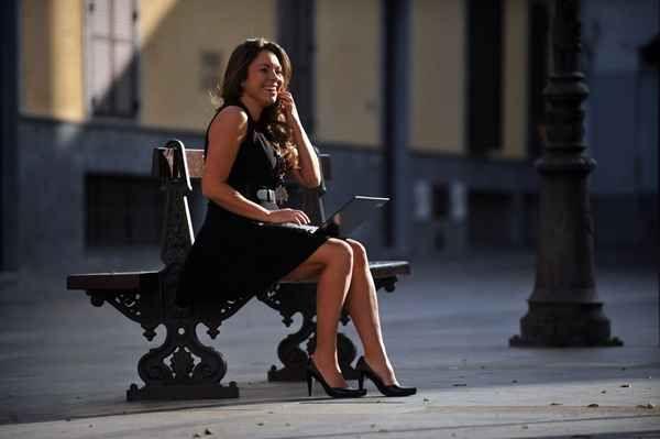 """Isabel Cabrera: """"No soy nada sin mi portátil"""""""