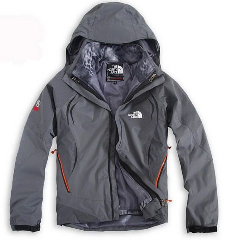 Mens The North Face Triclimate 3 In 1 Jacket Leopard Grey