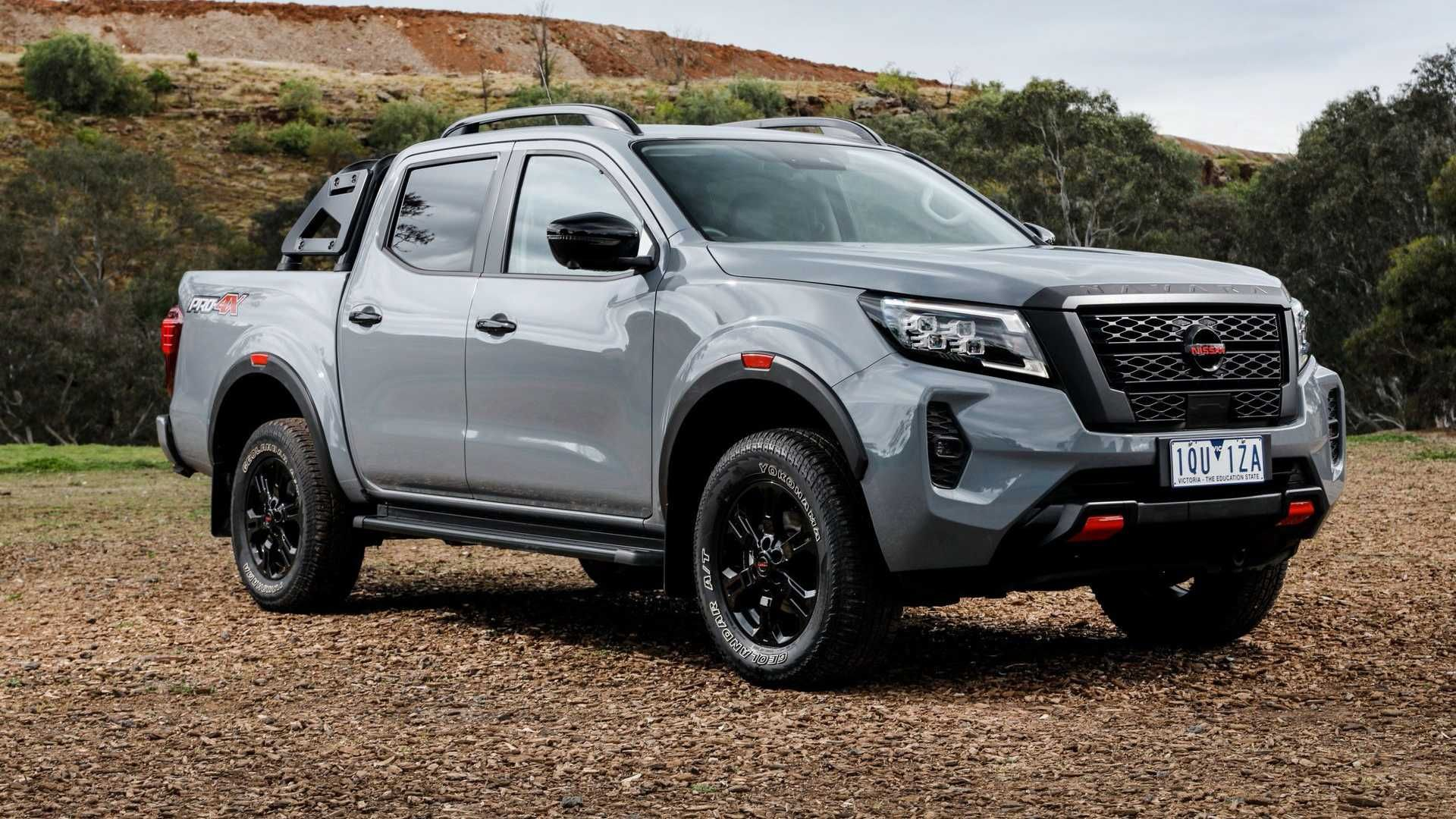 Nissan Has Given The Frontier For Latin America A Significant Update Inside And Out Along With A New High End Pro 4x Trim Nissan Navara Nissan Frontier Nissan