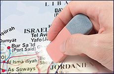 Harpercollins map expunging israel is only the latest example of harpercollins map expunging israel is only the latest example of the quest to rewrite history gumiabroncs Images